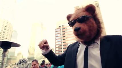 Edu Imbernon & Los Suruba - Fayer ( Official Video ) [ Culprit ]