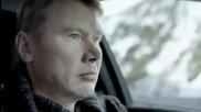 Шумахер и Хаккинен в рекламе Mercedes-benz