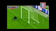 M.kamburov Goal Levski Sofia - Lokomotiv Sofia 1 - 2 (1 - 2 12/09/2009)