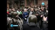 Масов протест срещу монополите се провежда в цяла България - Nova Tv - 17.02.2013