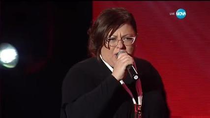 Александрина Макенджиева - Mercy - X Factor Live (10.12.2015)