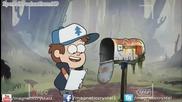 Gravity Falls - Mailbox