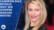 Камерън Диас напуска Холивуд, за да открие себе си