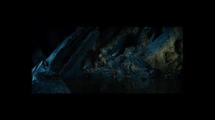Хобит: Неочаквано пътешествие - откъс от филм с Ам Гъл :)