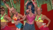 Katy Perry & Snoop Dogg - California Gurls ( Mtv Movie Awards 2010 )