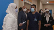 Egypt: Healthcare workers receive first jabs as country begins COVID vaccination campaign