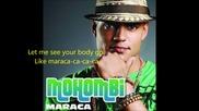 mohombi-maraca lyrics