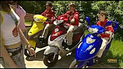 Habibi Ve Kucuk Kristaller - Yak Motoru ( Resmi Muzik Video) * Turk Bulgar Cingeneler Muzik 2005 *