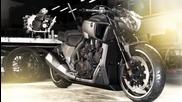 Yamaha V-max Hypermodified by Ludovic Lazareth - Marcus Walz & Roland Sands