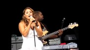 Tamia Singing - Officially Missing You (at Central Park Summer Stage)