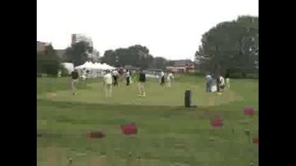 Oracle Golf