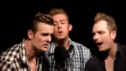 The Baseballs - Bleeding Love (acappella)