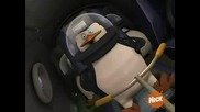 The penguins of Madagascar - Launchtime