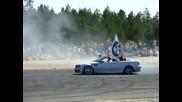 Bmw E46 — M3 Cabrio Drifting Show
