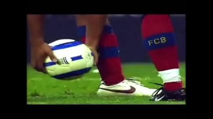 Роналдиньо вс Кристиано Роналдо