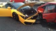 Скъпи ициденти с Ламборгинита (Lamborghini Edition)