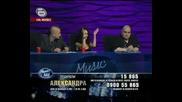 Александра - Music Idol 3 (19.03.09)