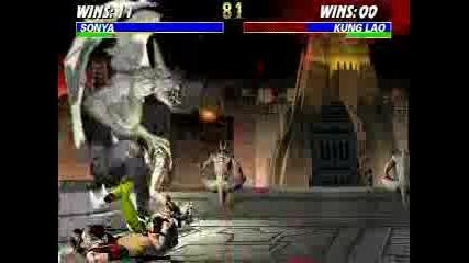 Mortal Kombat - Sonya 56%