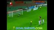 Шахтьор - Сивасспор 2 - 0 L.adriano goal