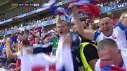15.06.16 Русия - Словакия 1:2 * Евро 2016 *
