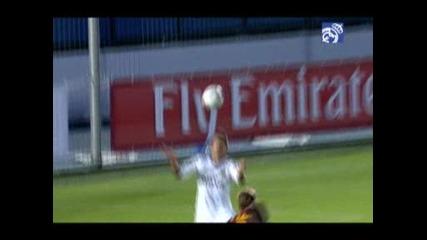 Реал Мадрид Кастия 3-2 Барселона Б - кръг 2 Сегунда Дивисион