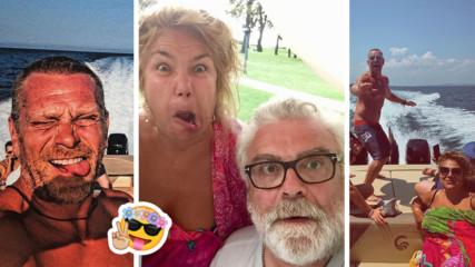 Любимците ни от ''Откраднат живот'' - заедно по родното Черноморие
