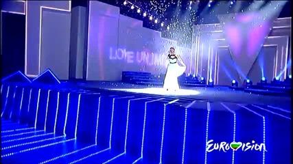Песента на България за Евровизия 2012 - Софи Маринова - Любов без граници