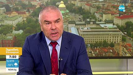 Марешки: Промените в Изборния кодекс не са в правомощията на президента