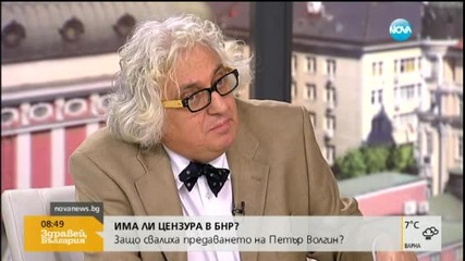 Има ли цензура в Българското национално радио?