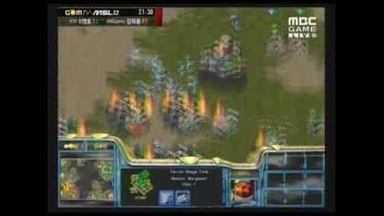 Flash Vs Bisu[shield] [13 Sep, 2007]