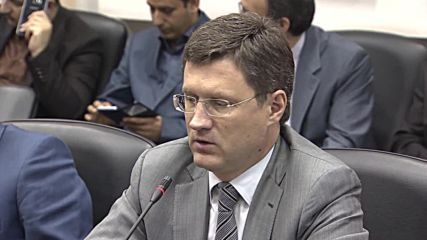 Russia: Energy Minister Novak says Russia to offer Iran €2.2 bln in loans