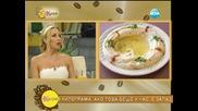 Антония Петрова разказва за почивката си в Израел - На кафе (22.07.2014г.)