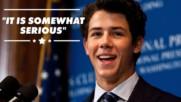 Nick Jonas is selling his own presidential merch