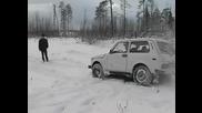 4x4 по снежната Русия