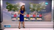 Прогноза за времето (21.06.2015 - централна)