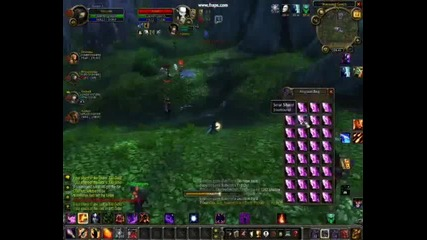 Warlock lvl 80 Crits 31k