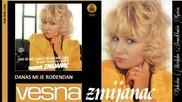 Vesna Zmijanac - Danas mi je rodjendan - (Audio 1985)