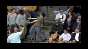 Откачен фен и неговия луд танц