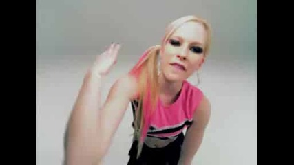 Avril Lavigne - The Best Damn Thing [ Official Music Video ] *hq*