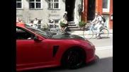Toyota Supra случайно стряска бабичка на улицата | Зверско !