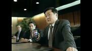 Реклама На Пепси - Човечето С Резачката