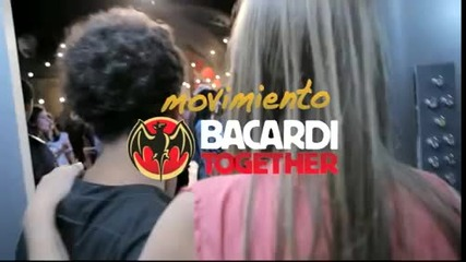 Marta Sanchez - Get Together (d-mol y Bacardi)