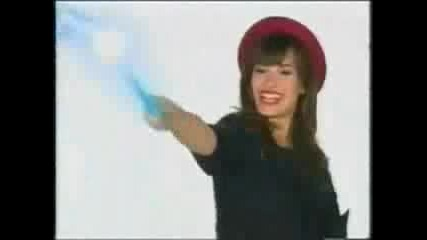 Demi Lovato Disney Channel Camp Rock
