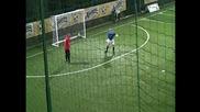 Куриозен гол в мач на Медия Юнайтед
