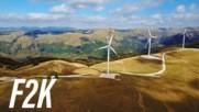 Новият пробив на вятърната енергия в САЩ