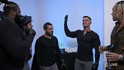 Austin Theory and Damian Priest return for InDex wedding: WWE NXT, Sept. 14, 2021