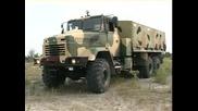 Military Kraz Heavy Truck