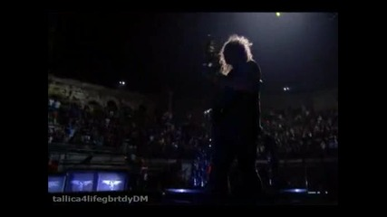 Metallica - All nightmare long live nimes