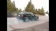 Mk2 Gti 16v turbo burnout