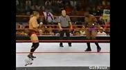 William Regal vs. Shelton Benjamin - Wwe Heat 18.08.2002